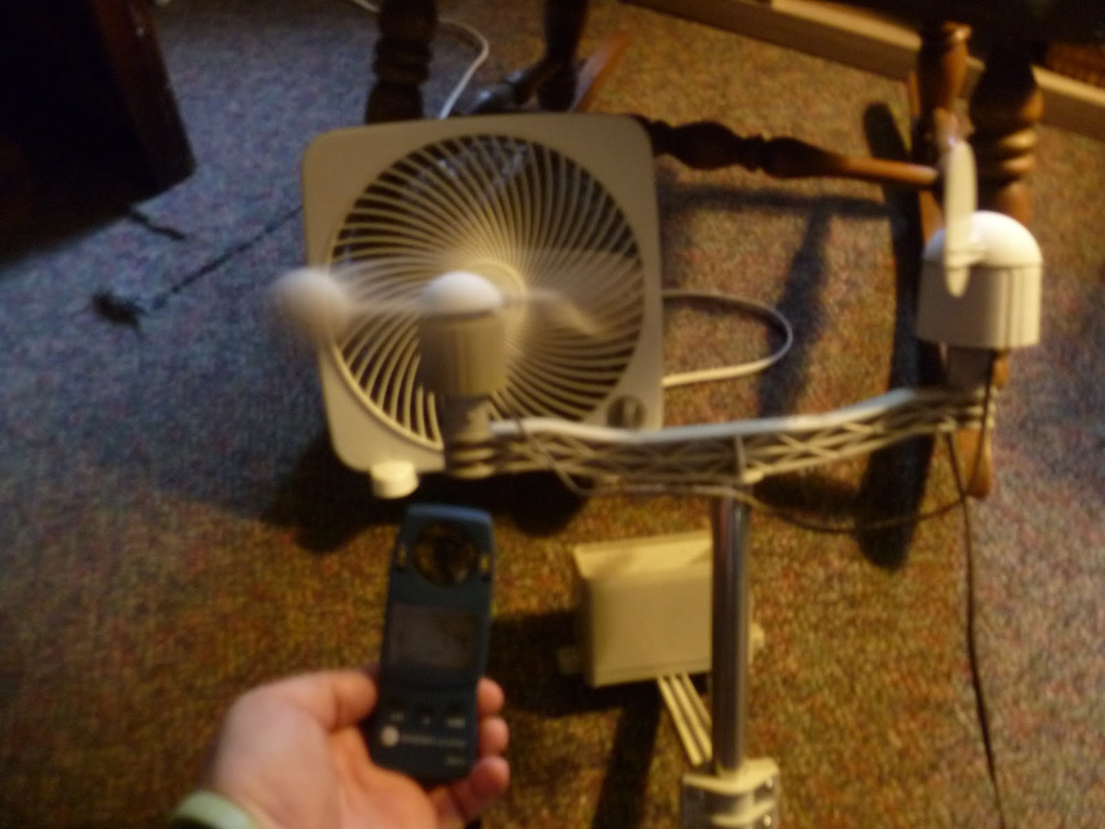 Arduino Your Home Amp Environment Measuring Wind Speed With An Arduino Anemometer
