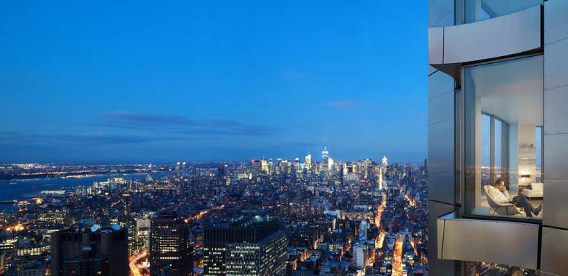 Torre Beekman (Nueva York, Frank Gehry) | Arquitectura y Diseño ...