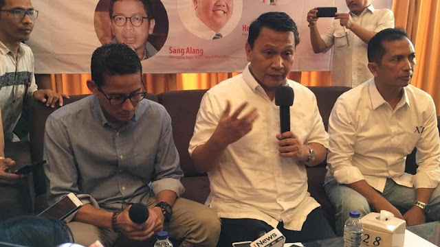 AHY dan Mardani Wakil Ketua Tim Pemenangan Prabowo-Sandi?