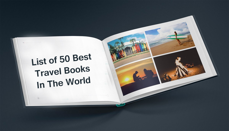 List of 50 Best Travel Books in The World