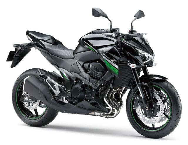 4 Warna Baru Kawasaki Z800 Untuk Pasaran 2016