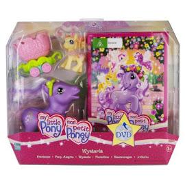 My Little Pony Wysteria Free Media  G3 Pony