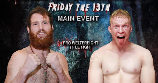 Collard versus Gregory highlights SteelFist MMA card