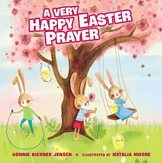 a very happy easter prayer cover