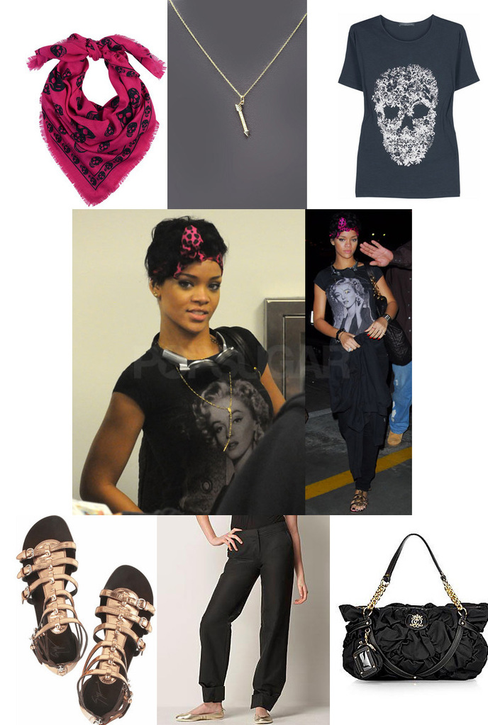 Rihanna Fashion Style 5