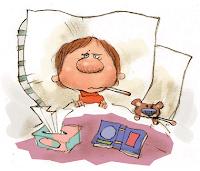 Receitas, casos e historias gripe e resfriado