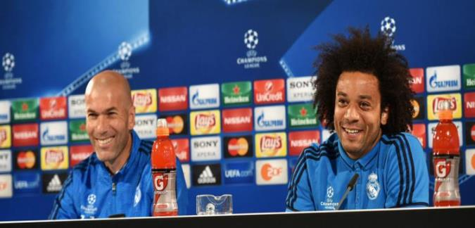 """Reunion"" .. Italian reports hint at attracting Zidane and Marcelo to Juventus"