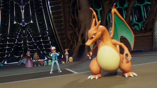 Pokémon: Mewtwo contraataca: Evolución 720p latino