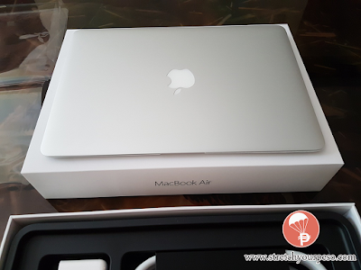 MacBook Air 13-inch 2017