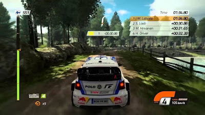 Download WRC - FIA World Rally Championship Japan Game PSP For Android - www.pollogames.com