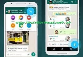 cara melihat status teman di whatsapp terbaru