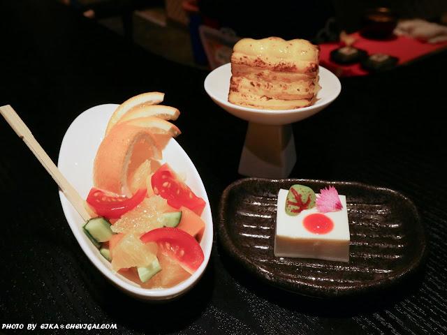 IMG 8908 - 熱血採訪│鯣口鮮板前料理/壽司/外帶,繽紛水果與日式料理結合的創意美食,帶給味蕾不同的驚喜!