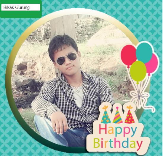 22nd Birthday of Bikas Gurung
