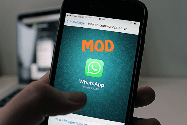 Whatsapp MOD APK Download Terbaru Mei 2019