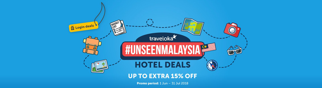 Traveloka Promotion
