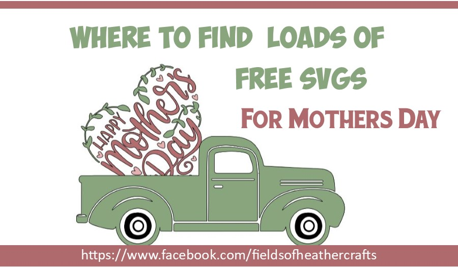 Fields Of Heather: Cricut Projects & Free SVG's For Mothers Day