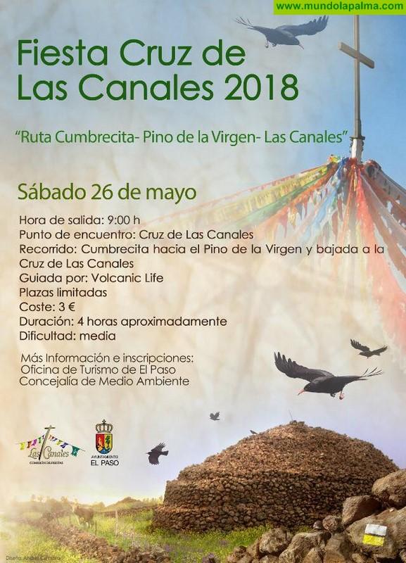 """Ruta Cumbrecita - Pino de la Virgen - Las Canales"""" - Fiesta Cruz de Las Canales 2018"""
