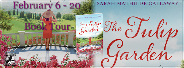 Q&A with Sarah Mathilde Callaway, author of The Tulip Garden