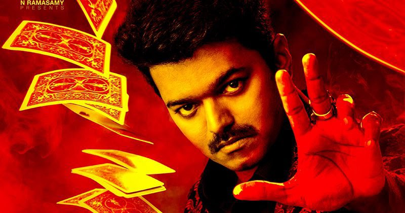 Mersal Movie HD Wallpapers Download Free 1080p