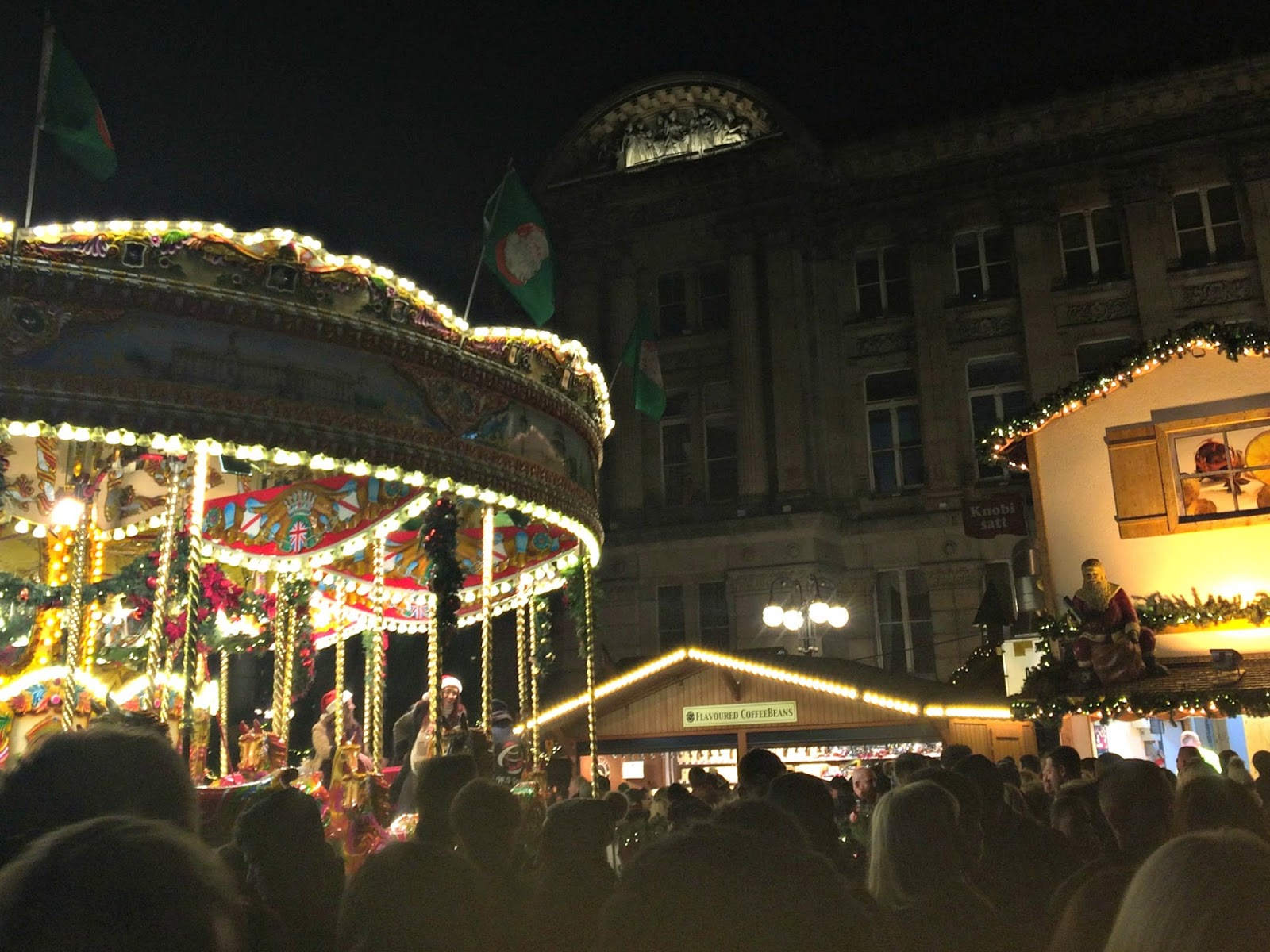 the german market birmingham