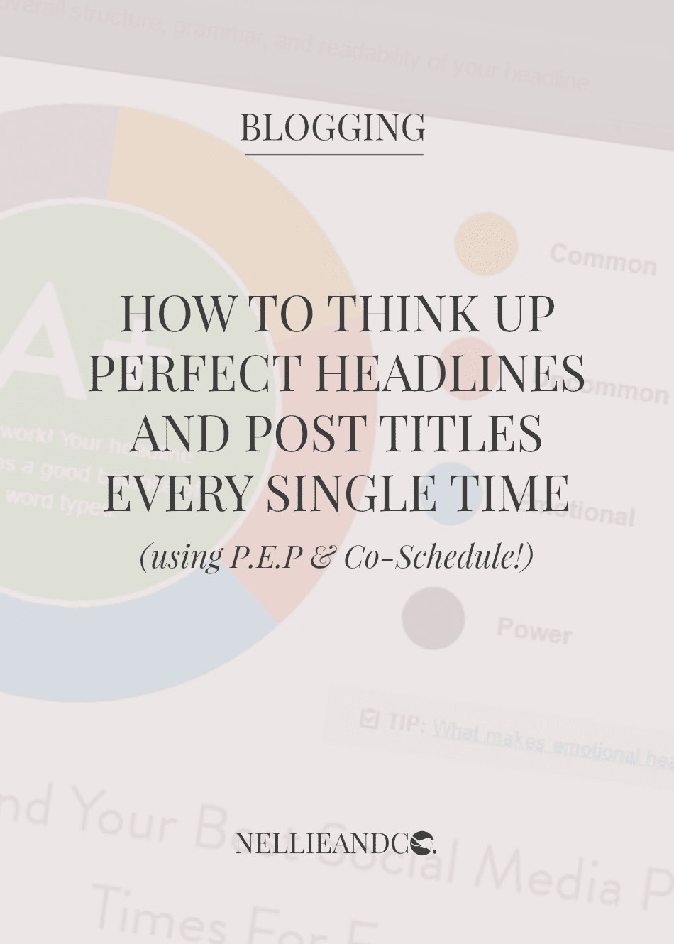 How To Think Up Perfect Headlines Every Time - Stop getting brain freeze when it comes to your post titles and headlines! Use these easy steps and ensure you'll have the best title for your content, every single time..