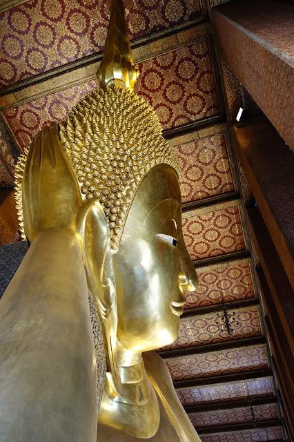 Wat Pho temppeli Bangkok