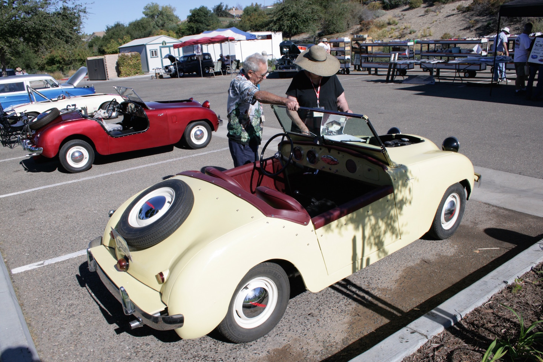 Crosley Automobile Club West Coast Region