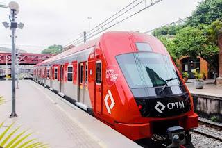 Trem para Cumbica