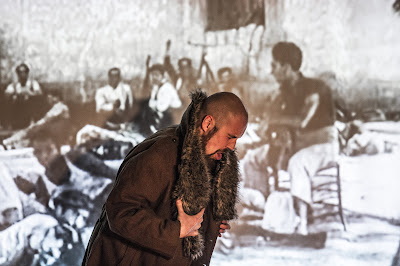 Bizet/Peter Brook: La Tragédie de Carmen - James Corrigan - Pop-Up Opera (Photo Ugo Soffientini)