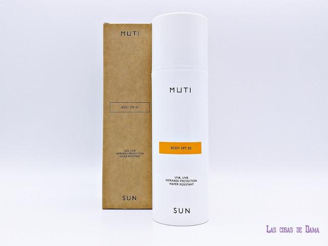 Muti Sun Cosmética Unisex beauty sunprotect minimalismo minimal belleza skincare