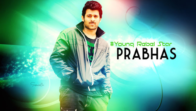 Popular Young Rebel Star Prabhas HD Wallpapers
