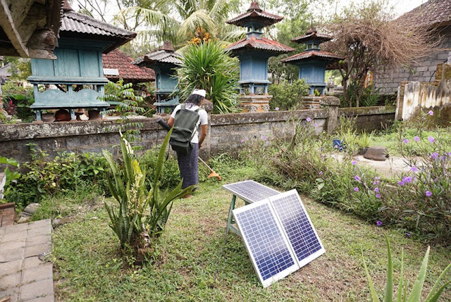 Clean Energy in Bali