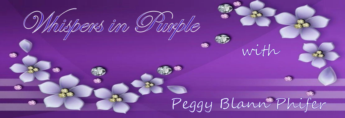Whispers In Purple Experiencing The Hope Of Christmas Linda