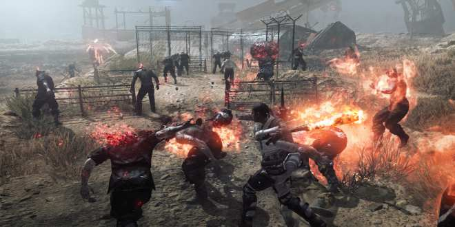 METAL GEAR SURVIVE huong dan choi