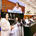 Em discurso de posse Fátima diz que situação atual do RN é grave