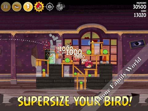 Angry Birds Seasons HD 3 2 1 (v3 2 1) IPA App for iOS 6
