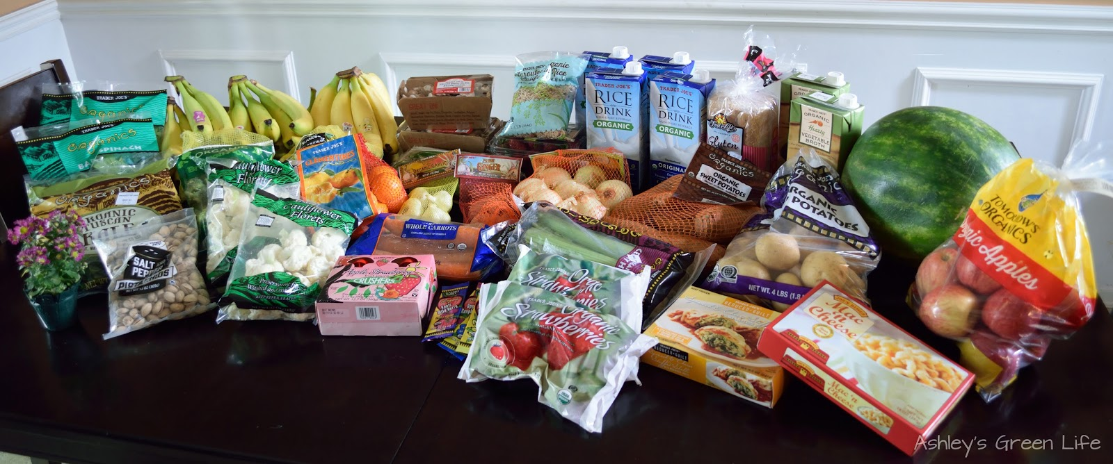 Ashley's Green Life: Vegan Grocery Haul: Summer 2015
