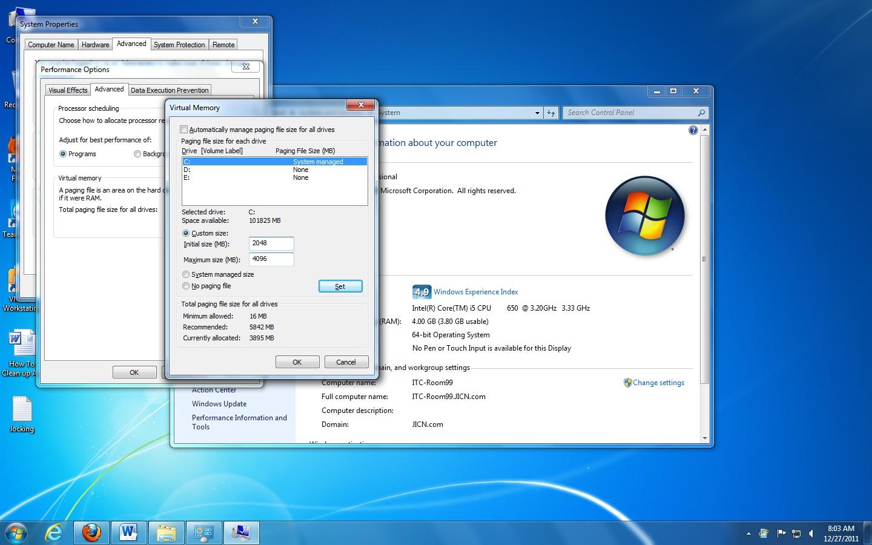 64 32 windows7