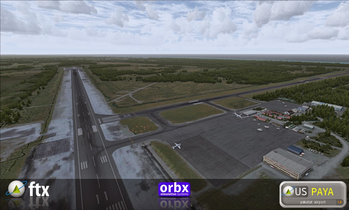 FSB: COMING SOON: FTX Yakutat Airport