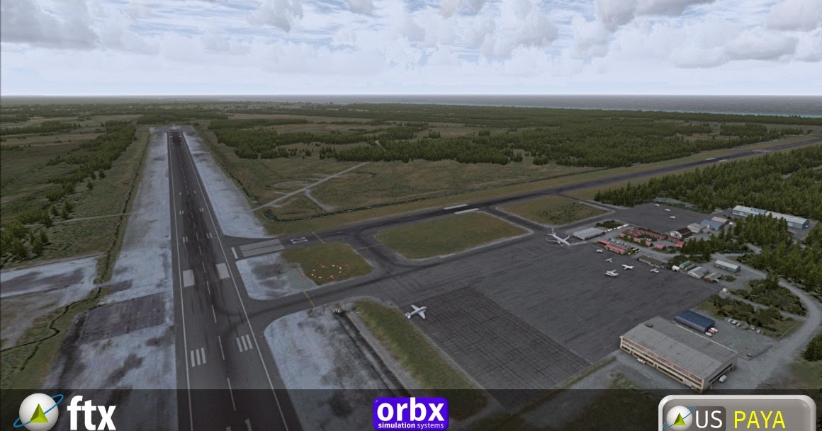 FSB: COMING SOON: FTX Yakutat Airport