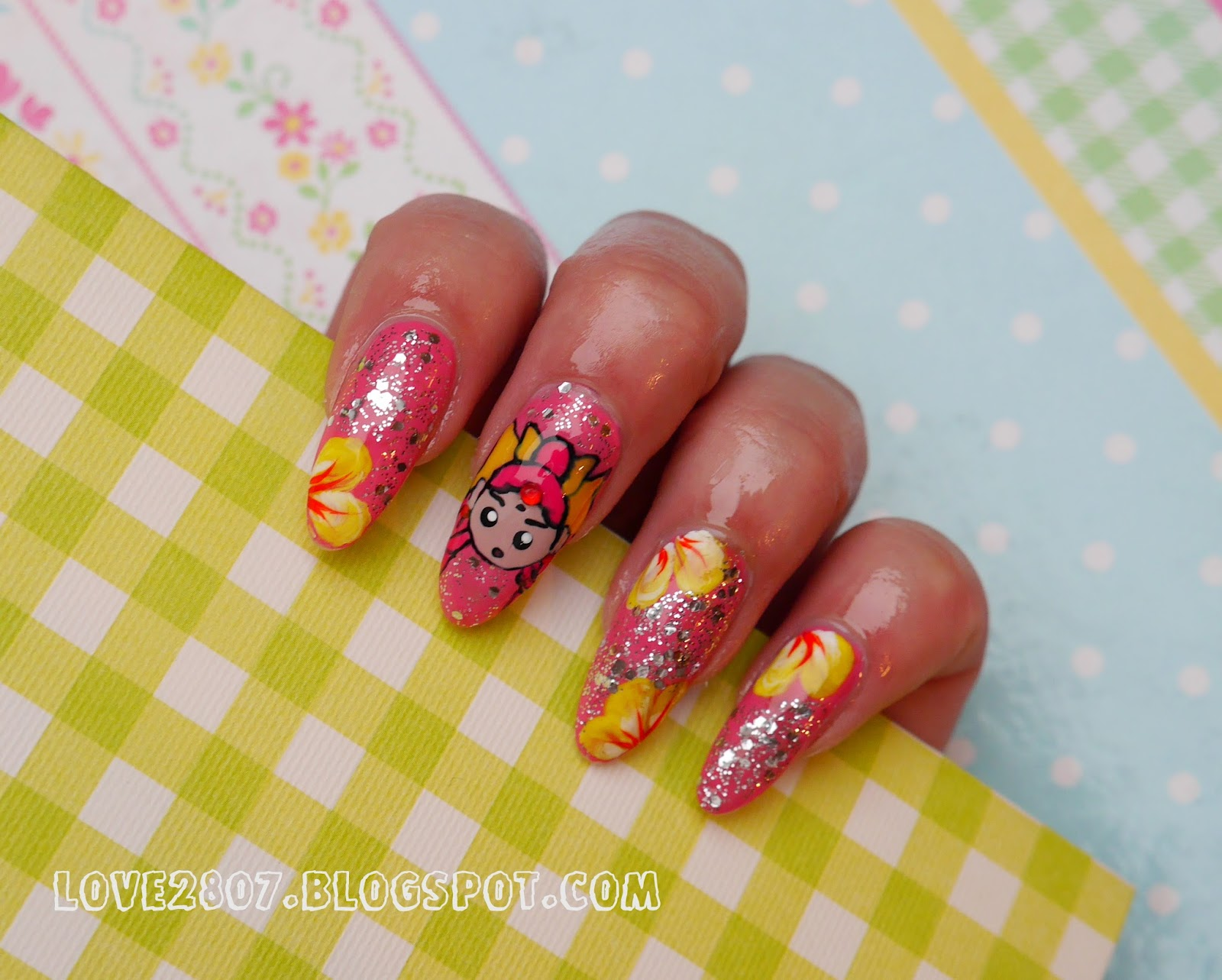 Moderne Nageldesign Moderne Nageldesign