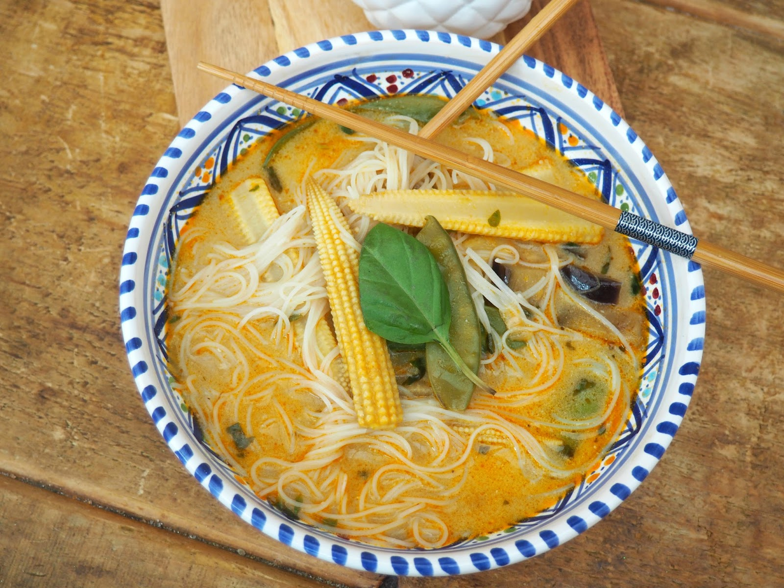 Recipe Thai Vegetable Curry Soup The Story Of A Girl Who