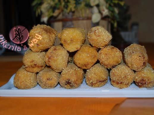 Croquetas con truco Cooking Challenge