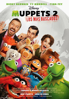 Los Muppets 2 : Los Mas Buscados
