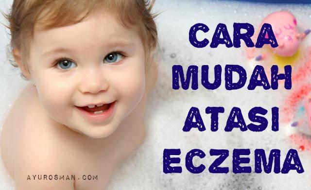 Bagaimana Untuk Mengenali Ekzema Pada Bayi