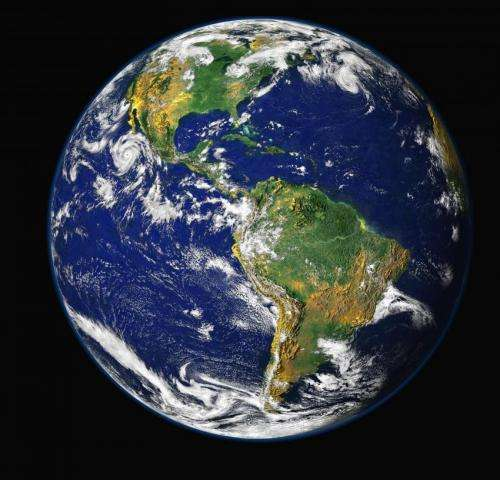 Greening of the Earth, Going Postal