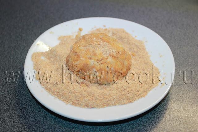 рецепт котлет из трески с пошаговыми фото