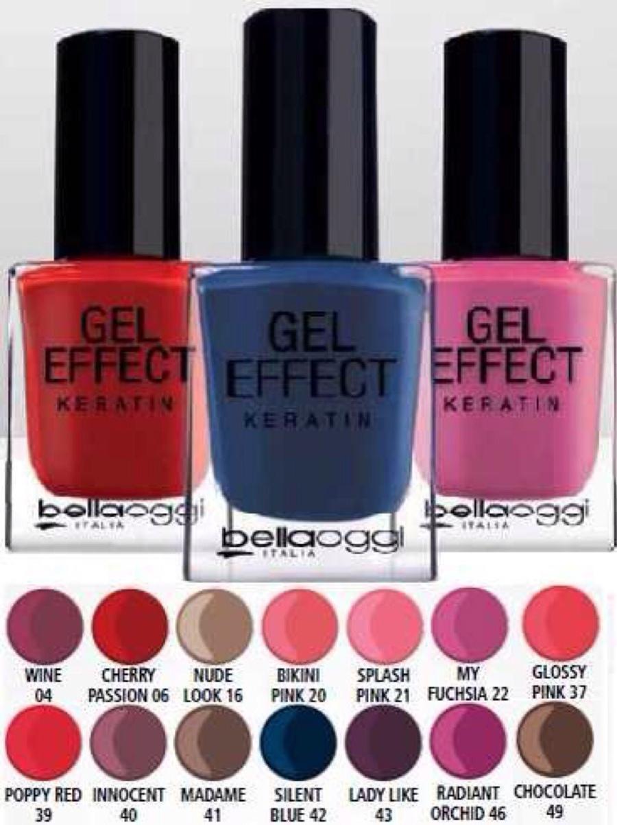 Tinklesmakeup: One product review bella oggi nail polish gel effect ...