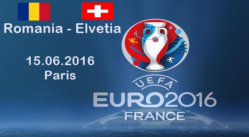 Urmariti meciul România - Elveţia Live pe DolceSport 1 si ProTV