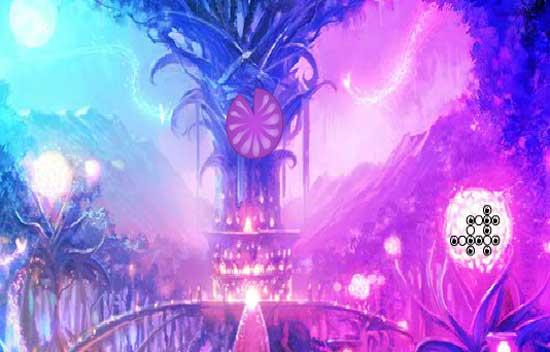 Fantasy Jelly Bean World Escape Juegos Solución